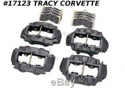 1965-1982 Corvette Brake Caliper 5473795 547806 Stainless Sleeved Lip Seals Pads