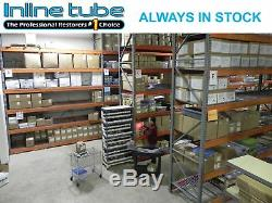 1999-2003 Ford F250 F350 Crew Cab Shortned Brake Line Set Kit 4WD ABS Stainless