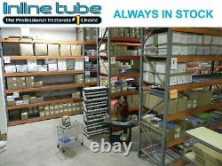 2002-2007 Chevrolet Avalanche Escalade EXT Complete Brake Line Kit ABC Stainless