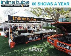 2002-2009 02-07 Hummer H2 Complete Brake Line Set Kit Set 9pc ABS 4wd Stainless