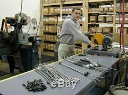 71-76 Impala Caprice E Emergency Parking Brake Cable Set Kit STAINLESS BSM7101