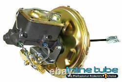 74-75 Camaro Firebird Complete Preformed Power Disc Brake Line Set Kit STAINLESS