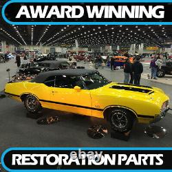 77-79 Chevrolet Nova Power Disc Preformed Complete Brake Line Set Kit STAINLESS