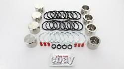 Austin Princess Brake Caliper repair kit & STAINLESS Steel Pistons (BRKP32)