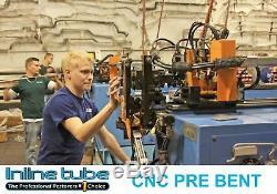 Cobalt Ion G5 Metal Main Return Vapor Fuel Gas Lines Kit Set Tubes Stainless 2pc