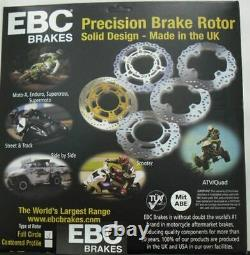 EBC Stainless Steel Front Motorcycle Brake Disc MD682 320mm
