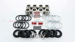For Ford Sierra Cosworth Front Brake Caliper repair kit pistons STAINLESS RK141
