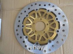 Front Brake Discs Pair To Fit Suzuki Rf900 Tourmax Made In Japan 94 To 98