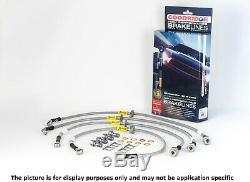Goodridge 94-01 Acura Integra Rs Ls Gsr Stainless Steel Ss Brake Lines Line Kit