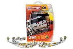 Goodridge Stainless Steel Brake Line Kit'13-'16 Dodge Dart