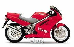 Honda Vfr750 F Rc36 1990- Front & Rear Stainless Braided Brake Kit Hrc Vfr
