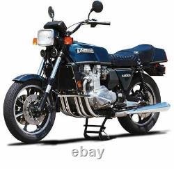 Kawasaki Kz1300 Kzt30a 1979-1985 Front& Rear Stainless Braided Brake Kit Zz-r
