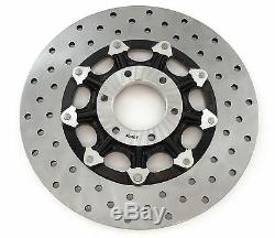 NEW Stainless Steel Drilled Brake Rotor Honda CB450K CB500 CB550 45120-374-700