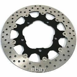 Replacement Stainless Front Brake Disc (Pair) Suzuki GSF 1250 S Bandit ABS 07-15