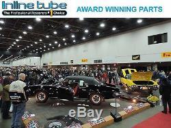 Stainless Steel SAND CAR DUNE BUGGIE BAJA BUG SAND RAIL VW BRAKE LINE SET 3/16