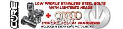 Suzuki B-king 08-09 Stainless Steel Clutch, Front & Rear Brake Line Kit (no Abs)