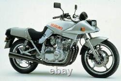 Suzuki Gsx1100 Sv Katana Antidive 1982-83 Front Stainless Braided Brake Kit Gs