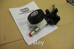 Triumph T140 T150 Tr7 Front Master Cylinder 1973-78 60-4102s Stainless Steel