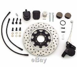 Ultimate Performance Front Brake Kit Stainless Lines Honda CB450K/500/550