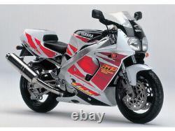 Yamaha Yzf750 R Sp Yzf 1993- Front & Rear Stainless Braided Brake Kit Patriot