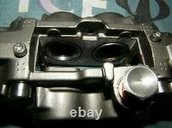 ZZR1100 600 KR-1S TOKICO front brake callipers Torx head stainless steel upgrade